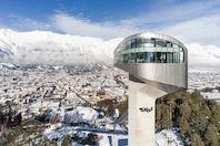 Bergisel Sky in 6020 Innsbruck: