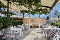 Hotel-Restaurant Laschenskyhof - Terrassenrestaurant