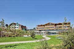 Hotel-Restaurant Laschenskyhof - Garten