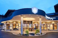 Hotel-Restaurant Laschenskyhof - Gebäude