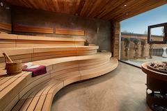 Hotel-Restaurant Laschenskyhof - Sauna