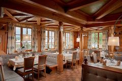 Hotel-Restaurant Laschenskyhof - Bürgerstube