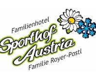 Sporthof Austria, Hotel, 8972 Ramsau am Dachstein