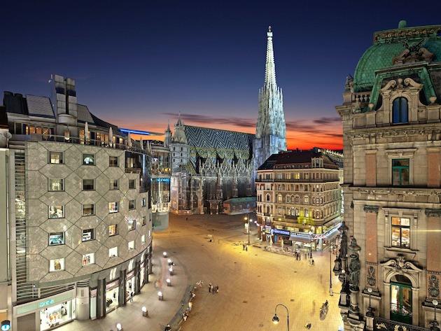 InterContinental Vienna, an IHG Hotel