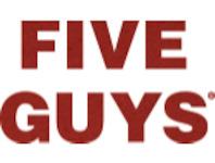 Five Guys in 1010 Vienna: