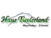 Haus Tirolerland in 6290 Mayrhofen:
